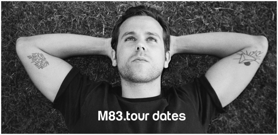 M83 Tour 2020 M83 Tour 2019   2020 | Tour Dates for all M83 Concerts in 2019 and